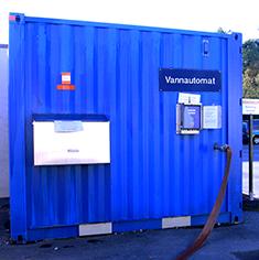 KZ vannautomat
