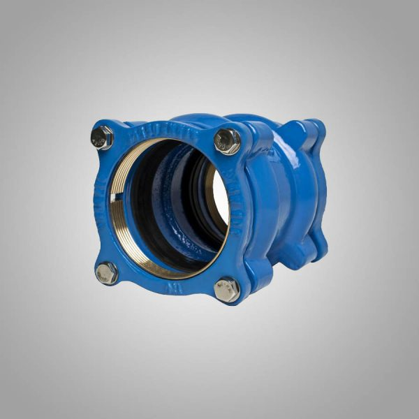 KZ Strekkfast for PE/PVC kupling
