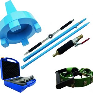 Tilbehør og verktøy