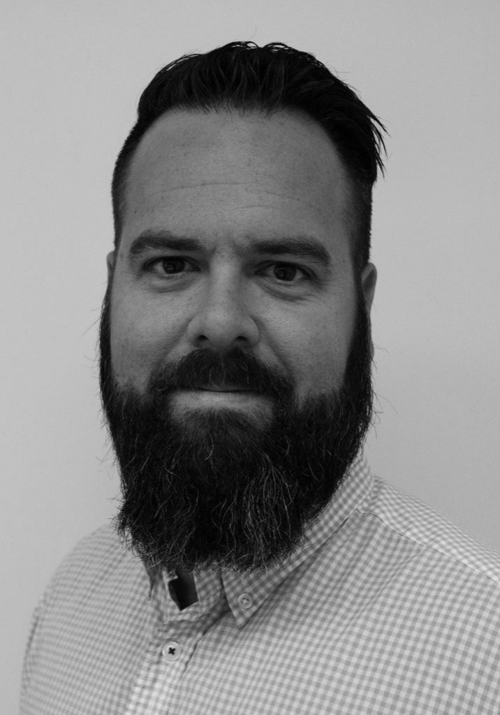 Christian Engvoldsen salgssjef